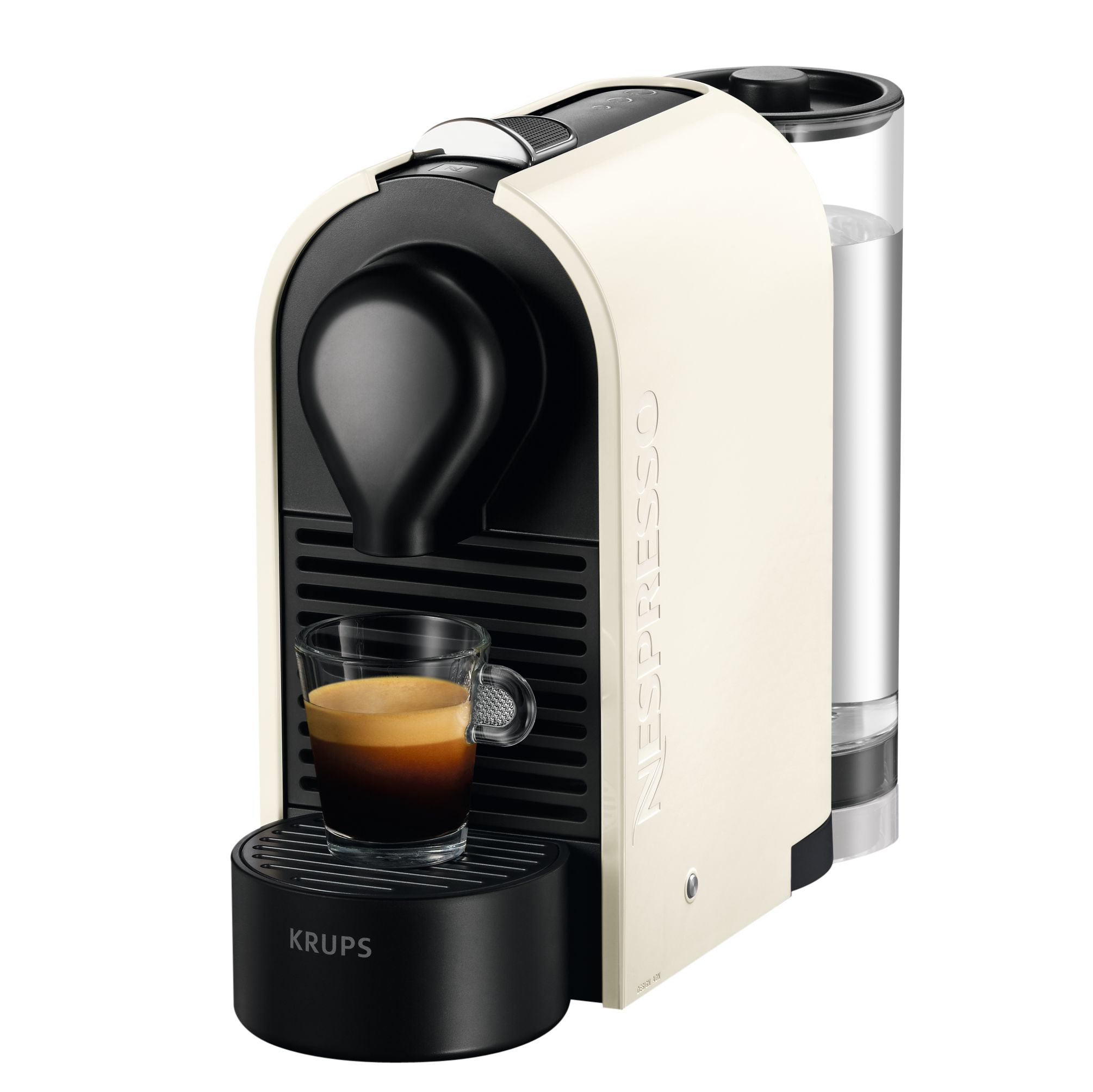 Italian Coffee Maker John Lewis : Buy Nespresso U Coffee Machine by KRUPS John Lewis